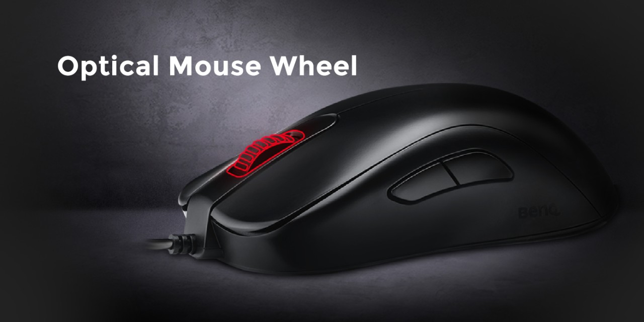 Chuột chơi game Zowie BenQ S2 Optical E-Sport Gaming