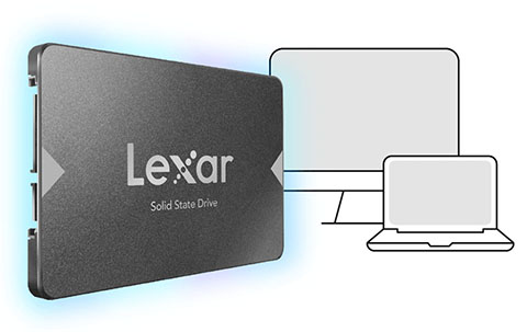 Ổ cứng SSD Lexar 256G