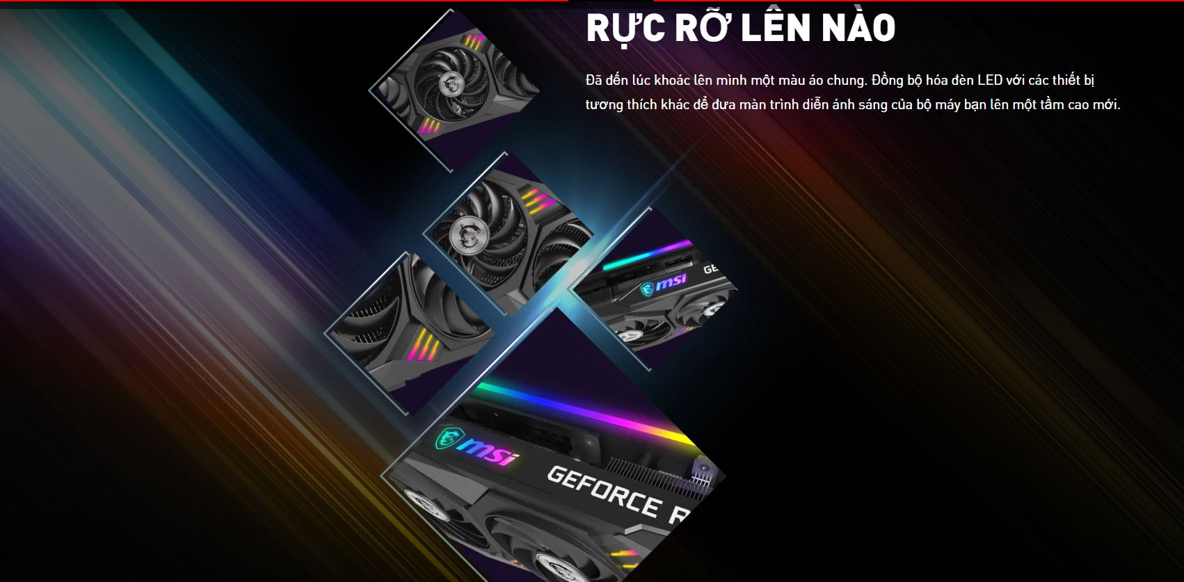 Card màn hình MSI RTX 3090 GAMING X TRIO 24G (24GB GDDR6X, 384-bit, HDMI +DP, 3x8-pin)