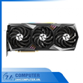 Card màn hình MSI RTX 3090 GAMING X TRIO 24G (24GB GDDR6X, 384-bit, HDMI +DP, 3x