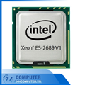 CPU INTEL XEON E5-2689 (8 Core/16 Thread/Socket 2011)
