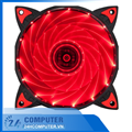 Fan XIGMATEK X9 Red Led