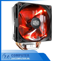 Tản nhiệt CPU Cooler Master T400i Red