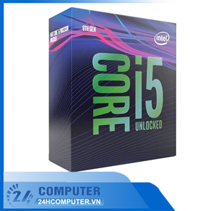 Bộ vi xử lý Intel Core i5 9600K 3.7 GHz turbo up to 4.6 GHz /6 Cores 6 Threads/ 9MB /Socket 1151