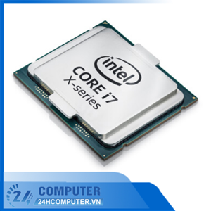 Bộ vi xử lý Intel Core i7 - 7800X 3.5 GHz Turbo 4.0 GHz / 8.25MB / 6 Cores, 12 Threads / socket 2066