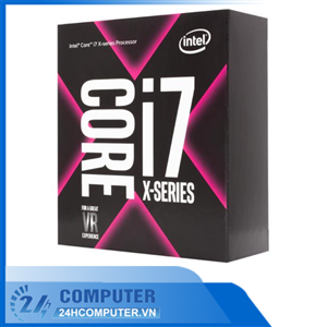 Bộ xử lý CPU Intel Core i7 - 7820X 3.6 GHz Turbo 4.3 Up to 4.5 GHz / 11MB / 8 Cores, 16 Threads