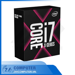 Bộ xử lý CPU Intel Core i7-9800X 3.8 GHz Turbo 4.4 GHz up to 4.5 GHz / 16.5 MB