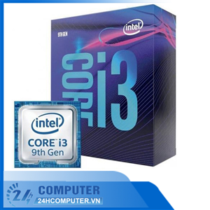 CPU Intel Core i3-9100F Processor (6M Cache, up to 4.20 GHz) SRF6N