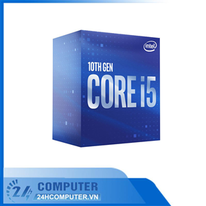 CPU Intel Core i5-10600 (3.3GHz turbo up to 4.8GHz, 6 nhân 12 luồng, 12MB Cache, 65W) - Socket Intel