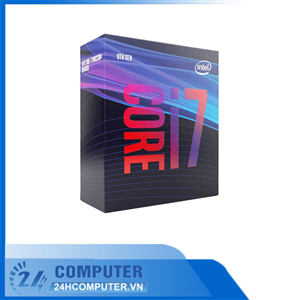 CPU Intel Core i7-9700 (3.0GHz turbo up to 4.7Ghz, 8 nhân 8 luồng, 12MB Cache, 65W) - Socket Intel L