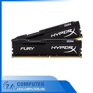 Ram DDR4 Kingston 8G/2666 HyperX Fury (HX426C16FB3/8)