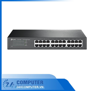 SWITCH 24 Cổng New (TP Link SG1024D Gigabit)